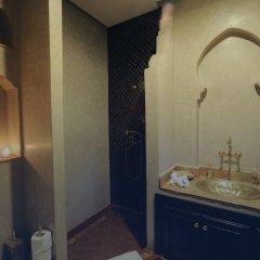 Отель Riad Kasbah Марокко, Марракеш - отзывы, цены и фото номеров - забронировать отель Riad Kasbah онлайн ванная фото 2