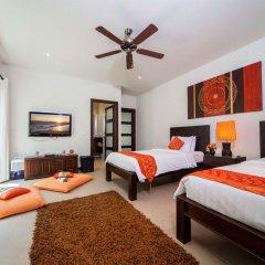 Отель Villa Ploi Attitaya комната для гостей