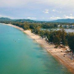 Отель Oceanstone 605 пляж