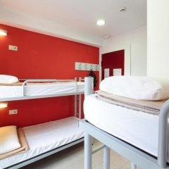 Center Valencia Youth Hostel комната для гостей фото 5
