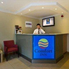 Отель Comfort Inn Hyde Park Лондон интерьер отеля фото 3