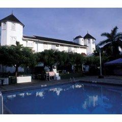 Отель Sandcastles Jamaica Beach Resort Ocho Rios бассейн фото 2
