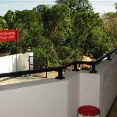 Отель Sunsung Chiththa Holiday Resort балкон