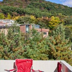 Seoul Best Stay - Hostel гостиничный бар