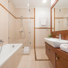 Апартаменты P&O Apartments Dmochowskiego ванная фото 2