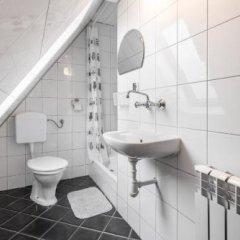 Отель Pokoje Goscinne Baron Закопане ванная фото 2