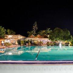 Hotel Club Du Lac Tanganyika бассейн