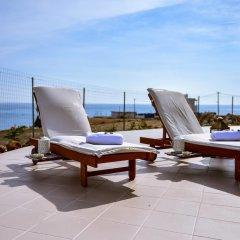 Отель Stegna Mare Пляж Стегна бассейн