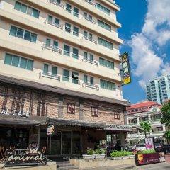 Отель Nara Suite Residence Бангкок с домашними животными