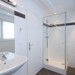 Апартаменты My Home in Vienna- Smart Apartments - Leopoldstadt ванная