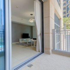 Отель DHH Standpoint Дубай балкон
