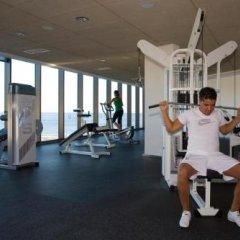 R2 Bahía Playa Design Hotel & Spa Wellness - Adults Only фитнесс-зал фото 3