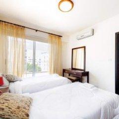 Отель Mike & Lenos Tsoukkas Seaview Apartments Кипр, Протарас - отзывы, цены и фото номеров - забронировать отель Mike & Lenos Tsoukkas Seaview Apartments онлайн комната для гостей фото 3