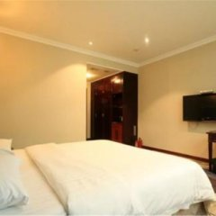 Отель Zilaixuan Hotel Китай, Чжуншань - отзывы, цены и фото номеров - забронировать отель Zilaixuan Hotel онлайн комната для гостей фото 3