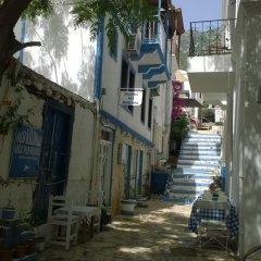 Отель Old Kalamaki Pansiyon Калкан фото 6