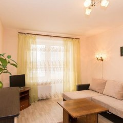 Апартаменты Apartments Aliance Екатеринбург комната для гостей фото 3