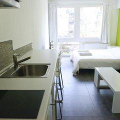 Отель Chic Suisse Flat - Metro Louise Брюссель в номере фото 2