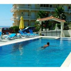 Отель Skyfall Греция, Корфу - отзывы, цены и фото номеров - забронировать отель Skyfall онлайн бассейн фото 2