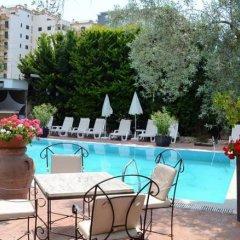 Отель Vila Belvedere Голем бассейн