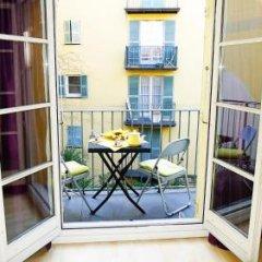 Отель Maison Augustine балкон
