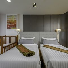 Отель Zenseana Resort & Spa детские мероприятия