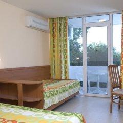 Отель Панорама Болгария, Албена - отзывы, цены и фото номеров - забронировать отель Панорама онлайн комната для гостей