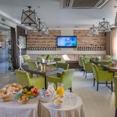 Экологический отель Villa Pinia питание