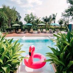 Отель Hula Hula Anana бассейн