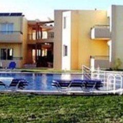 Alonia Hotel Apartments бассейн