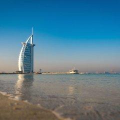 Отель Fraser Suites Dubai пляж фото 2