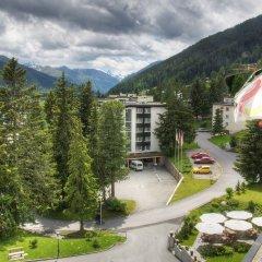 Отель Sunstar Hotel Davos Швейцария, Давос - отзывы, цены и фото номеров - забронировать отель Sunstar Hotel Davos онлайн фото 10