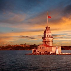 D&D Suites Турция, Стамбул - отзывы, цены и фото номеров - забронировать отель D&D Suites онлайн приотельная территория