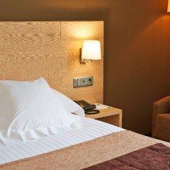 Отель Exe Barcelona Gate сейф в номере
