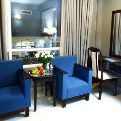 Отель Alagon Western Hotel Вьетнам, Хошимин - отзывы, цены и фото номеров - забронировать отель Alagon Western Hotel онлайн комната для гостей фото 2