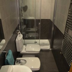 Отель Apartamentos Spa Cantabria Infinita ванная фото 2