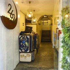 262 Boutique Hotel интерьер отеля