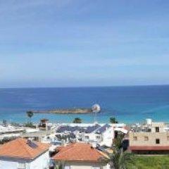 Protaras Plaza Hotel пляж фото 2