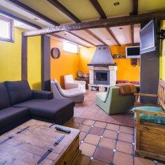 Отель Centro de Turismo Rural La Coruja del Ebro комната для гостей фото 2