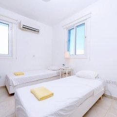 Отель Cape Greco Villa Кипр, Протарас - отзывы, цены и фото номеров - забронировать отель Cape Greco Villa онлайн ванная