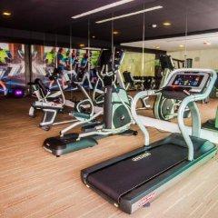 Отель Q Conzept Boutique Residence Таиланд, Карон-Бич - отзывы, цены и фото номеров - забронировать отель Q Conzept Boutique Residence онлайн фитнесс-зал