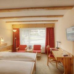 Отель Sunstar Hotel Davos Швейцария, Давос - отзывы, цены и фото номеров - забронировать отель Sunstar Hotel Davos онлайн комната для гостей фото 3