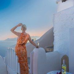 Отель Oia Collection Греция, Остров Санторини - отзывы, цены и фото номеров - забронировать отель Oia Collection онлайн приотельная территория фото 2