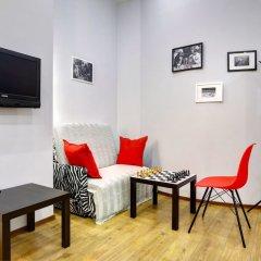 Апартаменты Apartments Logic Hall комната для гостей фото 5