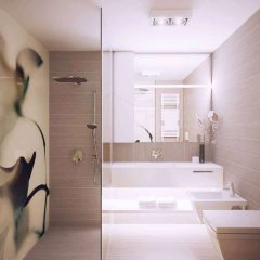 Ensana Thermal Margitsziget Health Spa Hotel Будапешт ванная фото 2