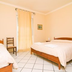 Отель Locanda Le Tre Sorelle Казаль-Велино комната для гостей фото 5