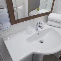 Отель Campanile Centre-Acropolis Ницца ванная
