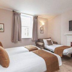Отель The Jenkins Hotel Великобритания, Лондон - отзывы, цены и фото номеров - забронировать отель The Jenkins Hotel онлайн комната для гостей фото 2