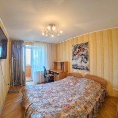 Апартаменты Apple на Полтавской комната для гостей фото 2