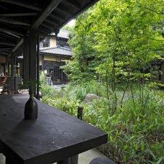 Отель Yamanoyado Reisen Kannojigoku Ryokan Минамиогуни балкон