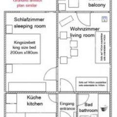 Отель Apart-West Берлин городской автобус